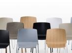 Židle Kristalia Rama