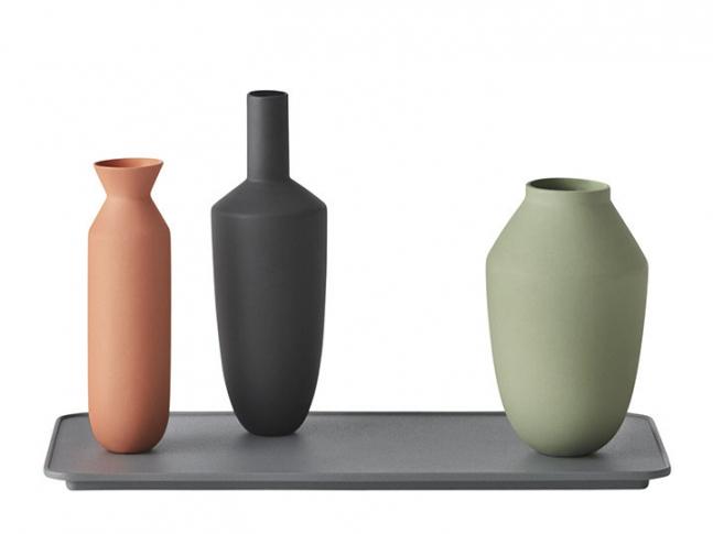 Váza s podnosem Balance Váza s podnosem Balance