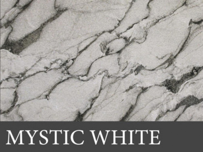 Obklad Slate Light - Mystic White