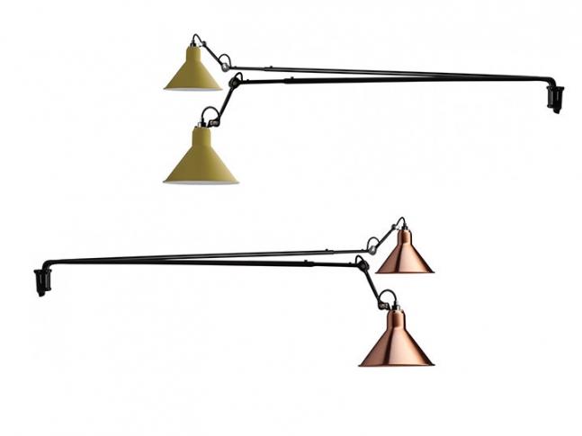 Nástěnná lampa N°213 L Double Nástěnná lampa N°213 L Double