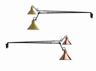 Nástěnná lampa N°213 L Double