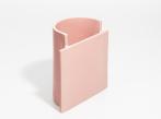 Keramická váza Blocks malá Vase Small D Shape Pink III_1