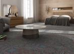 Koberce Freestile - Venice Kobercové čtverce s inovativním designem Venice od Object Carpet, barva 0404.