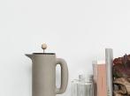 Frenchpress Push Coffee Maker