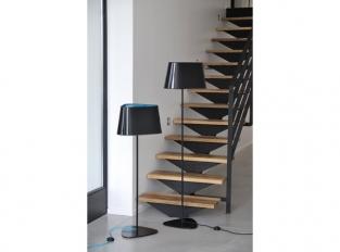 Stojací lampa Design Heure Grand Nuage
