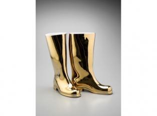Waterproof gold