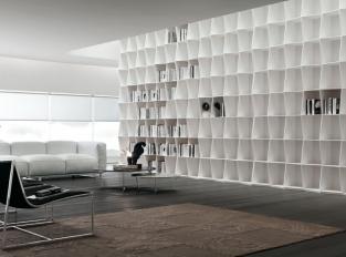 Knihovna Wavy