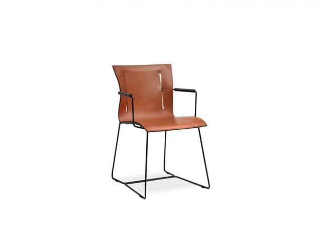 Židle Cuoio