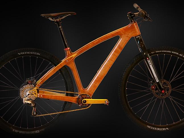 Samorost dřevěná kola