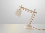 Stolní lampa Woodlamp od Muuto woodlamp_orange