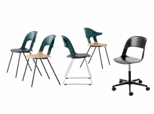 Židle Republic of Fritz Hansen Pair™
