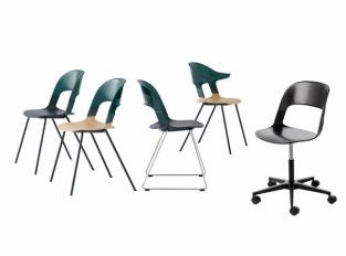 Židle Republic of Fritz Hansen Pair™