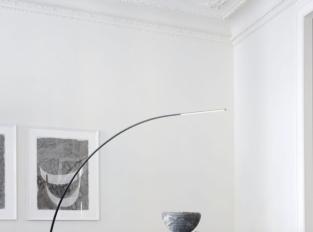 Stojací lampa Yumi