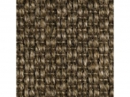 Zambesi - zátěžový sisalový koberec Odolný sisalový koberec Zambesi v tmavě hnědé barvě.